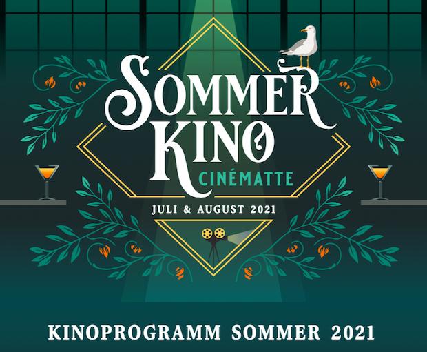 Cinematte Sommer Programm 2021