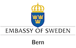Logo Embassy of Sweden Bern